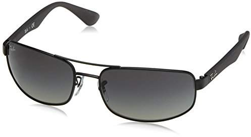 Ray-Ban RB3445 - Frame POLAR DARK GREY Lenses 64mm Polarized