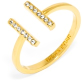 BaubleBar Ice Parallel Ring