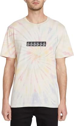 Volcom Warp Phase Tie Dye T-Shirt