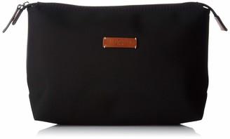 Le Tanneur Women's TSUZ4700 Clutch Black Black (Noir N01)