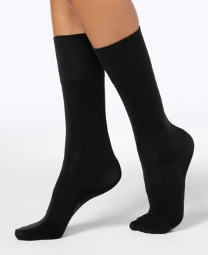Gold Toe Wellness Women's Moderate Compression Over-The-Calf Socks