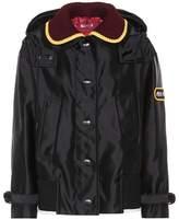 Miu Miu Wool-trimmed jacket