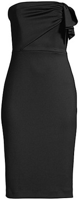 Black Halo Divina Cocktail Sheath Dress