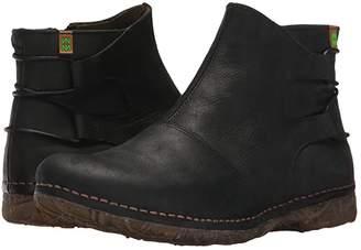 El Naturalista Angkor N917 (Black) Women's Shoes