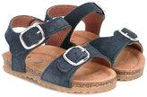 Pépé Kids - sandals - kids - Leather/Suede/rubber - 19