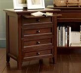 Pottery Barn Hudson 4-Drawer Bedside Table