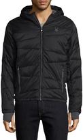 Spyder Men's Downproof Hooded Jacket