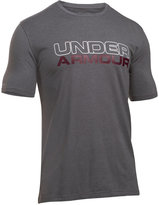 Under Armour Men's Wordmark T-Shirt