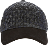Rag & Bone Tweed Marilyn Baseball Hat
