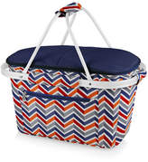 Picnic Time Vibe Market Basket Collapsible Tote