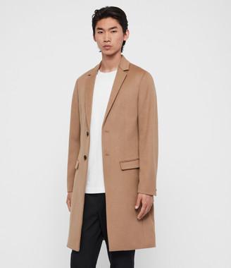 AllSaints Birdstow Wool Coat
