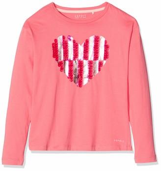 Esprit Girl's Rp1029309 T-Shirt Long Sleeves Top