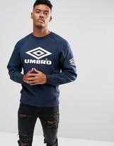 Umbro Logo Sweatshirt