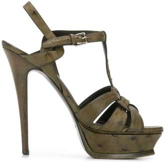 Saint Laurent Pre-Owned 2000's Tribute sandals