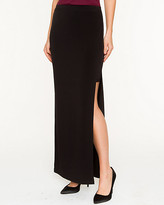 Le Château Knit Maxi Skirt