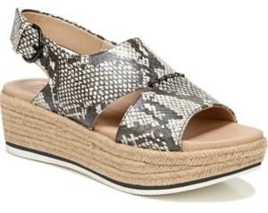 Dr. Scholl's Women's Catch 22 Slingback Dress Sandals Women's Shoes