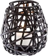 Casa Uno Birds Nest Metal Candle Holder, Medium