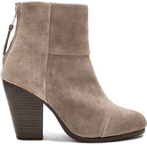 Rag & Bone Classic Newbury Bootie in Gray