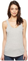Alternative Castaway Eco-Jersey Stripe Tank Top Women's Sleeveless