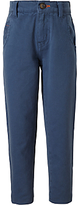 John Lewis Boys' Washed Twill Trousers