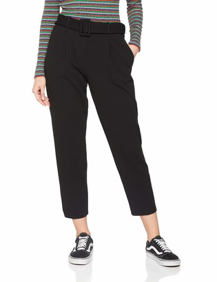 New Look Women's Scuba Twill 6049916 Trousers