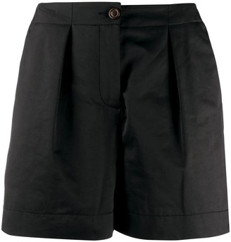 See by Chloe High-Waisted Tailored Shorts