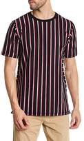 Rag & Bone Disrupted Stripe T-Shirt