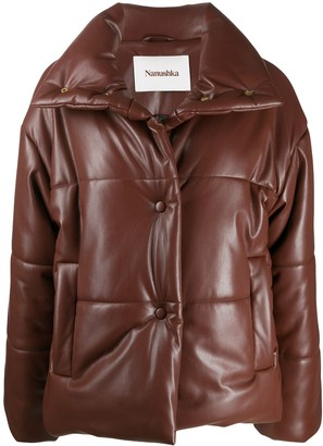 Nanushka Zipped Padded Jacket