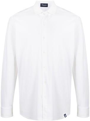 Drumohr Plain Long Sleeve Shirt