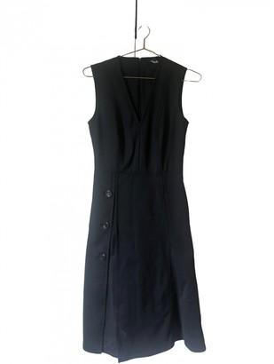 Derek Lam Black Cotton - elasthane Dress for Women