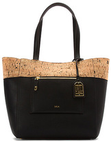 Lauren Ralph Lauren Women's Paley Cork Lauryn Tote