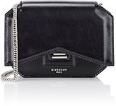 Givenchy Women's Bow Cut Chain Wallet-BLACK