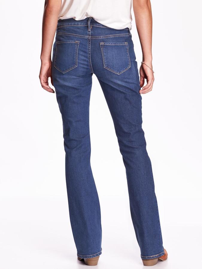 Old Navy Women's Original Boot-Cut Jeans
