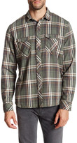 Jeremiah Long Sleeve Plaid Shirt