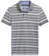 Tommy Hilfiger Slim Fit Stripe Polo