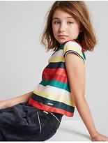 Autograph Striped Crew Neck Top (3-14 Years)