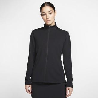 Nike Womens Full-Zip Golf Jacket Dri-FIT UV Victory