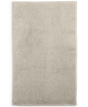 """Hotel Collection Finest Elegance 26"""" x 34"""" Tub Mat, Created for Macy's Bedding"""