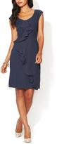 Rebecca Taylor Femme Work Linen Dress