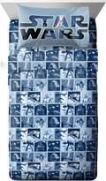 Star Wars Lucas Film 4 Piece Classic Sheet Set