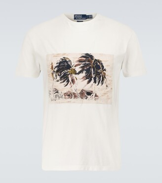 Polo Ralph Lauren Exclusive to Mytheresa short-sleeved printed T-shirt