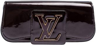 Louis Vuitton Amarante Patent Leather Sobe Clutch