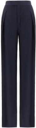 Chloé High-Waist Wide Leg Pants
