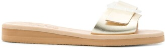 Ancient Greek Sandals buckle strap sandals