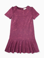 Kate Spade Girls drop waist dress