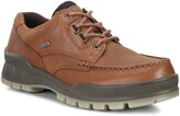 Ecco Track 25 Waterproof Moc Toe Derby