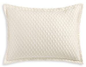 Hudson Park Collection Luxe Block Matelasse Quilted King Sham - 100% Exclusive