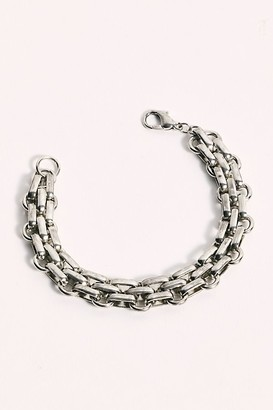 Free People Classic Chain Bracelet