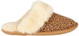 Just Sheepskin Duchess Animal Mule Slippers, Multi