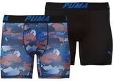 Puma Digicamo Print Boxer Briefs